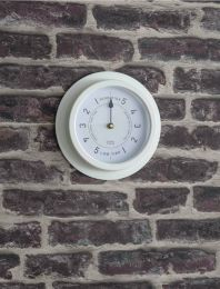 Garden Trading Narberth Tide Clock Lily White