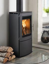 Westfire Uniq 18 SE Stove with Log Door
