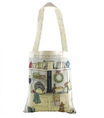 Sally Swanell - North Face of The AGA Tote Bag