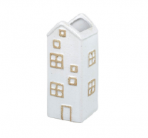Parlane House Vase White Tall