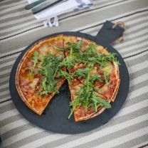 Large Pizza Board - Slate