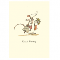 Anita Jeram 'Retail Therapy' Card