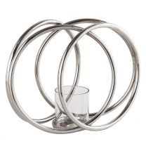 Looped Candle Holder