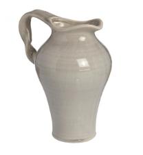 Grey Ceramic Roma Jug