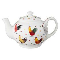 Alex Clark Rooster Teapot