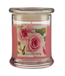 Rosebud Scented Candle by Wax Lyrical - Fragranced Candle