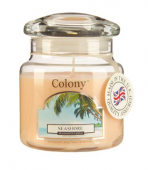 Colony Seashore Fragranced Candle by Wax Lyrical