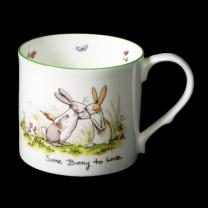 Anita Jeram 'Some Bunny to Love' Mug