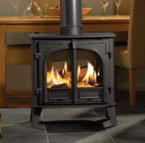 Stovax Stockton 8 double sided stove
