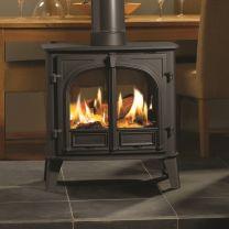 Stockton 11 double sided stove