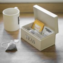 Small Tea Time Caddy