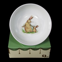 Anita Jeram 'Walking Together' Small Bowl
