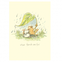 Anita Jeram 'What Friends are For' Card