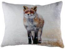 Winter Fox Cushion