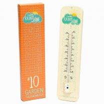 Thoughtful Gardener Powder Coated Thermometer
