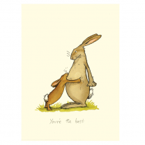 Anita Jeram 'You're the Best' Greeting Card
