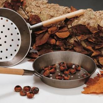 Chestnut roasters & Toasting forks
