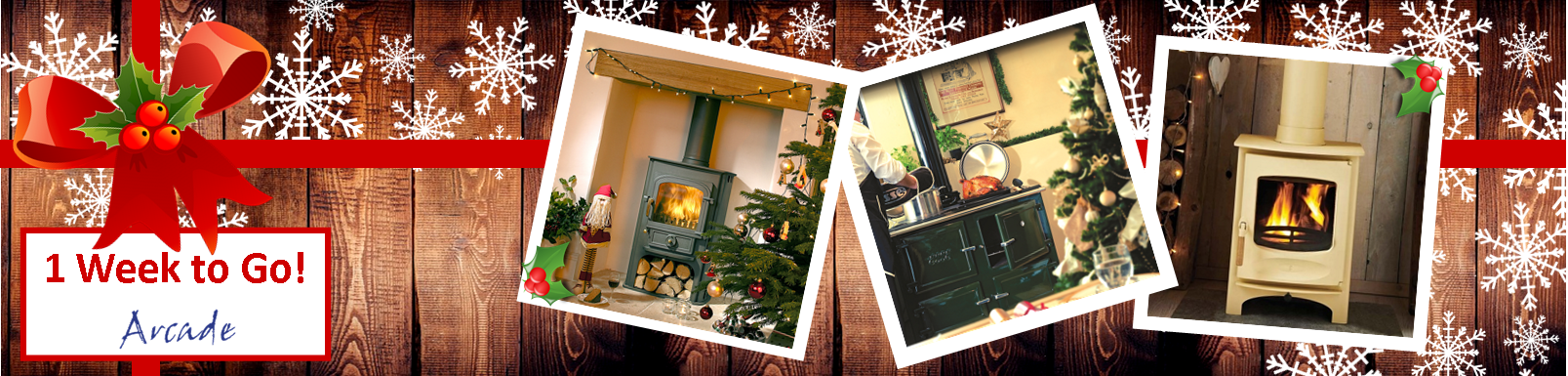 1 Week to Go - 12 Stoves of Christmas