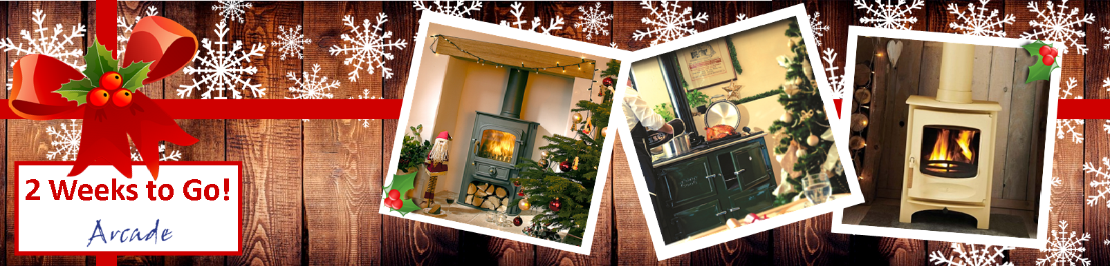 2 Weeks to Go - 12 Stoves of Christmas