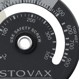 Stove and Flue Thermometers