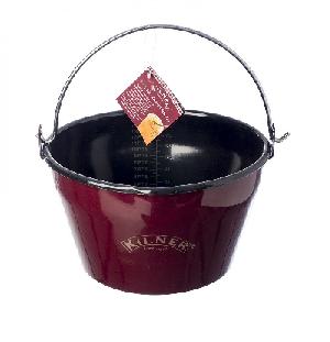 Kilner Enamel Maslin Pan