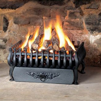 Fire Baskets & Open fire grates