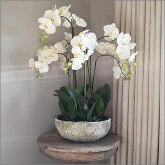 Artificial Flowers & Flower vases