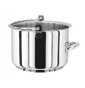 Stellar 8000 Stainless Steel Maslin Pan
