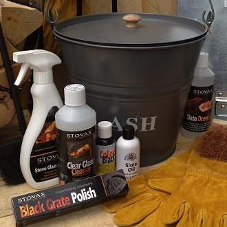 Stove & Fireplace Cleaning Products