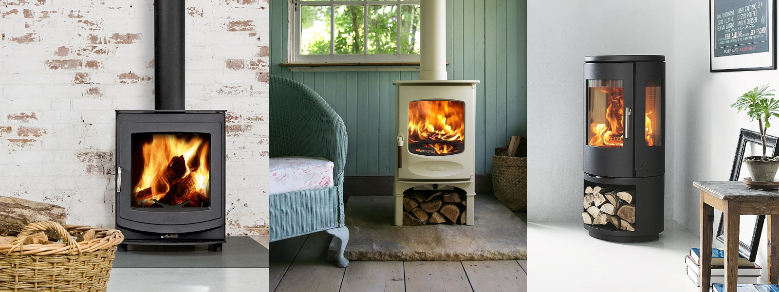 arcade stoves - woodburning stoves