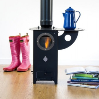 stoves for external buildings