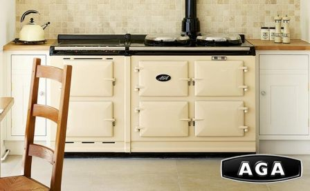 AGA with integrated module