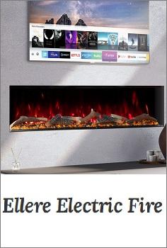Arada Ellere Electric fires