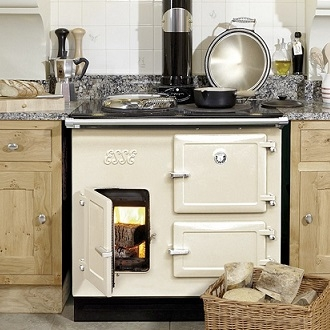 Woodburning Cookers