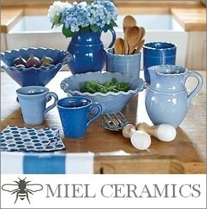 Miel Ceramics - Handmade Portuguese Ceramics