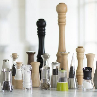 Salt & Pepper Mills & Cruet Sets